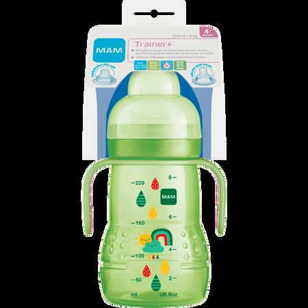MAM Trainer+ Trinklernflasche