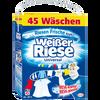 Bild: Weißer Riese Waschpulver Riesenfrisch Pulver