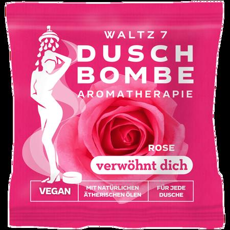 WALTZ 7 Duschbombe Rose