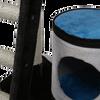 Bild: KERBL Kratzbaum CREATIV anthrazit-blau-weiß