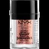 Bild: NYX Professional Make-up Metallic Glitter dubai bronze
