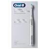 Bild: Oral-B Pulsonic Slim Luxe 4000 Elektrische   Schallzahnbürste für gesünderes Zahnfleisch in 4 Wochen, mit   Sensitiv-Programm und Timer, platin