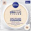 Bild: NIVEA Hyaluron Cellular Filler 3in1 Pflege Cushion mittel