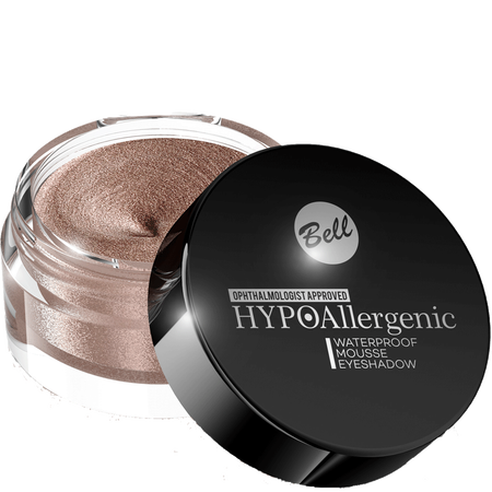 HYPOAllergenic Waterproof Mousse Eyeshadow