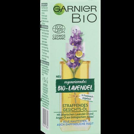 GARNIER Bio Straffendes Lavendel Gesichts Öl