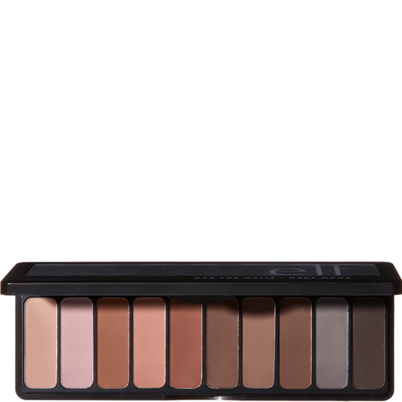 e.l.f. Eyeshadow Made For Matte Palette 1