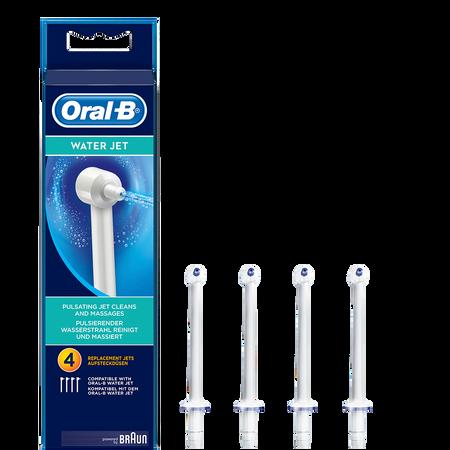 Oral-B WaterJet Aufsteckbürsten