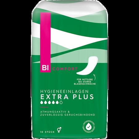 BI COMFORT Hygiene Einlagen Extra Plus
