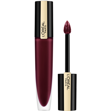 L'ORÉAL PARIS Rouge Signature Metallic Liquid Lipstick
