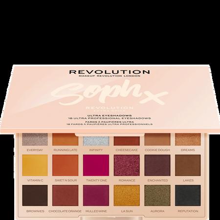 Revolution Revolution x Soph Extra Spice Eyeshadow Palette