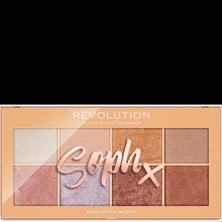 Revolution Sophx Highlighter Palette