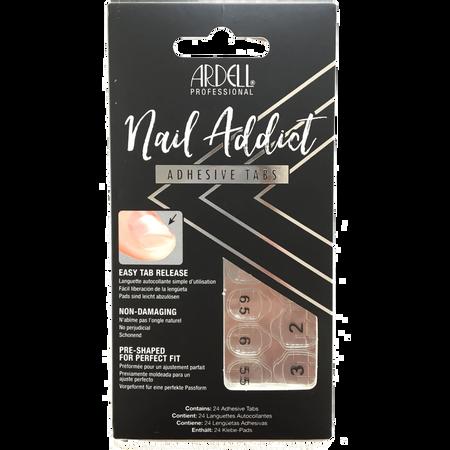 ARDELL Nail Addict Adhesive Tabs Klebefolie