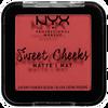 Bild: NYX Professional Make-up Nyx Blush Citrine Rose Sweet Cheeks/Matte Blush