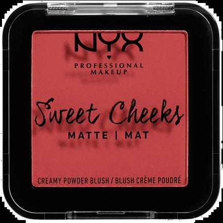 NYX Professional Make-up Nyx Blush Citrine Rose Sweet Cheeks/Matte Blush