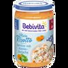 Bild: Bebivita Menü Risotto mit Gemüse und Lachs