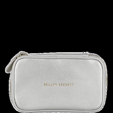 LOOK BY BIPA LBB Beautycase Silber klein