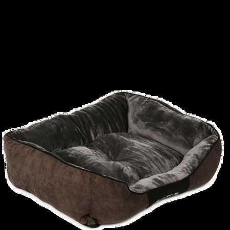 Scruffs Chester Box Bed Grau