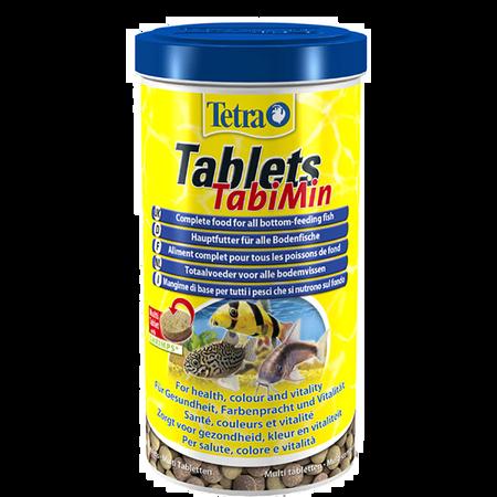 Tetra TabiMin Tablets Fischfuttertabletten