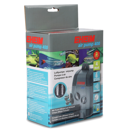 EHEIM Aquarien Luftpumpe 400 - 3704