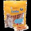 Bild: Hansepet Hundesnack Cookies Delikatess Hähnchenfillet auf Kaurolle