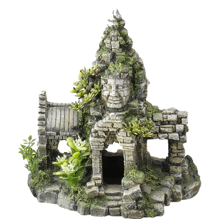 Europet-Bernina Aquariendekoration Tempel Angkor Wat