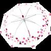 Bild: Kinderschirm Transparent Blume
