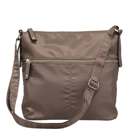 LOOK BY BIPA Nylon Shopper Taupe