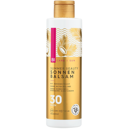 BI CARE SUN  Summer Beauty Sonnen Balsam LSF 30