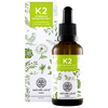 Bild: NATURE LOVE Vitamin K2 Flüssig Menaquinon MK-7
