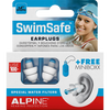 Bild: Alpine Pluggies Swim Safe Earolugs Gehörschutz