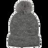 Bild: BI STYLED Mütze Mit Steinchen Grau