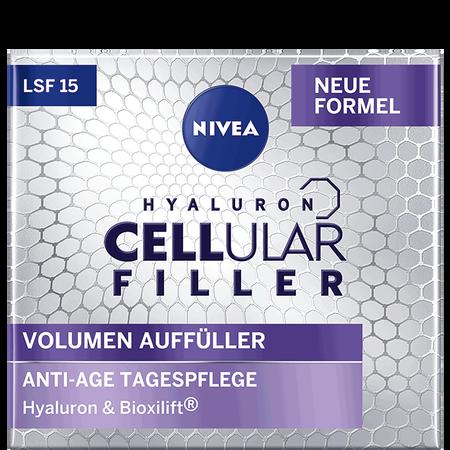 NIVEA Hyaluron Cellular Filler Anti Age Tagespflege