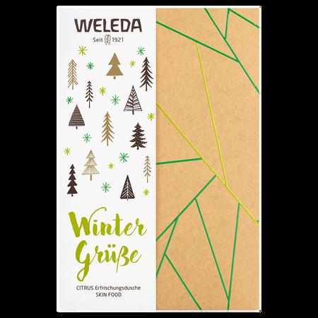 WELEDA Skin Food Citrus Geschenkset