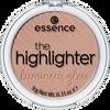 Bild: essence The Highlighter Luminous Glow 01