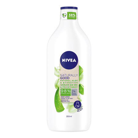 NIVEA Naturally Good Bodylotion Aloe Vera