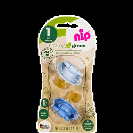 Nip Beruhigungssauger Green Gr. 1