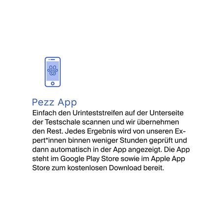 Pezz Life Urintest Kit für Hunde