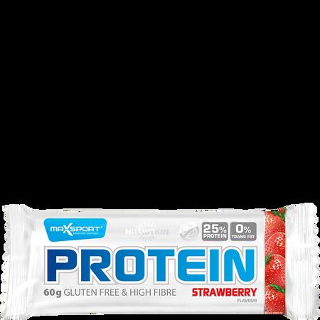 Max Sport Protein Strawberry Riegel