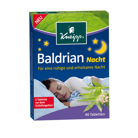 Kneipp GUTE Nacht Baldrian Tabletten