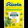 Bild: Ricola Duo Zitronenmelisse Schweizer Kräuterbonbon