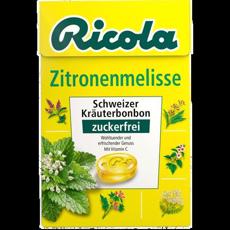 Ricola Duo Zitronenmelisse Schweizer Kräuterbonbon