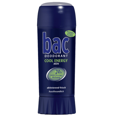 bac Cool Energy Men Deostick