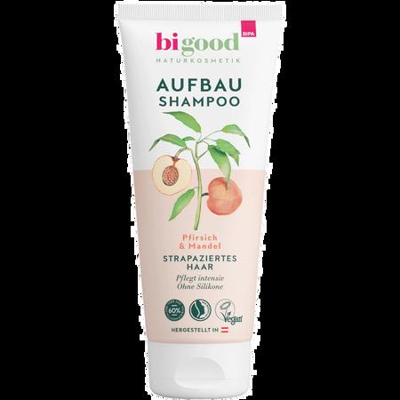 bi good Aufbau Shampoo Pfirsich