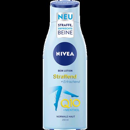 NIVEA Bein Lotion Straffen+Erfrischend Q10+Menthol