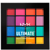 Bild: NYX Professional Make-up Ultimate Shadow Palette brights
