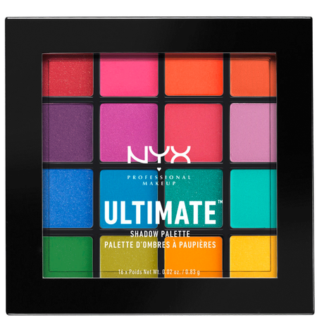 NYX Professional Make-up Ultimate Shadow Palette