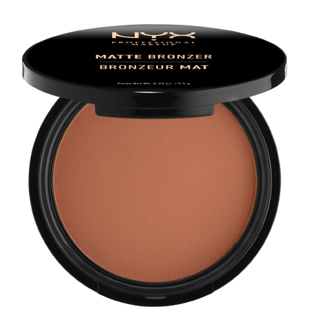 NYX Professional Make-up Matte Bronzer Deep