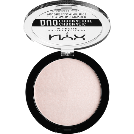 NYX Professional Make-up Duo Chromatic Illuminating Powder