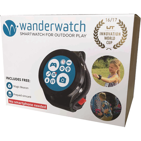 wanderwatch Smartwatch for Outdoor Play