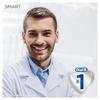Bild: Oral-B PRO 4 Elektrische Zahnbürste, mit   visueller Andruckkontrolle & Smart Coaching, weiß